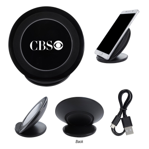 Wireless Phone Charging Pad Stand