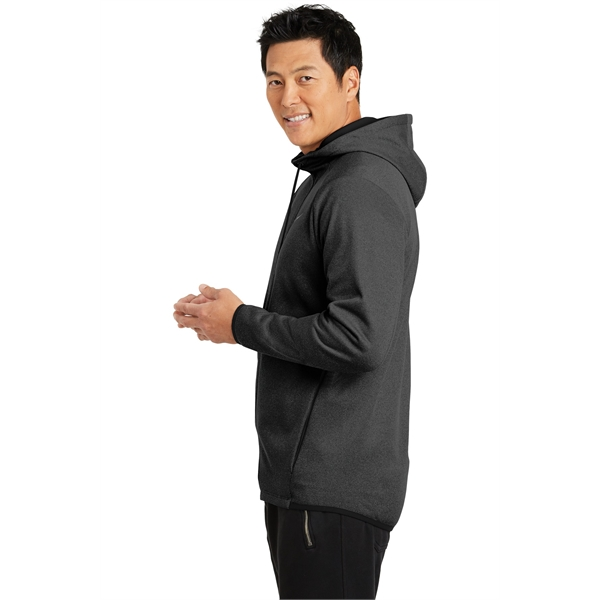 a3379c80a Nike Therma-FIT Textured Fleece Full-Zip Hoodie - Men's | Booker ...