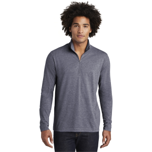 Sport-Tek® PosiCharge® Tri-Blend Wicking 1/4-Zip Pullover